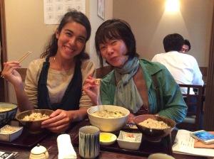The lovelies Mia & Suyo