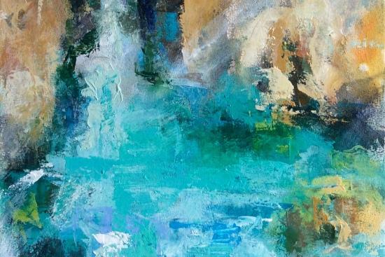 Song of the Sea by Amanda Pellatt